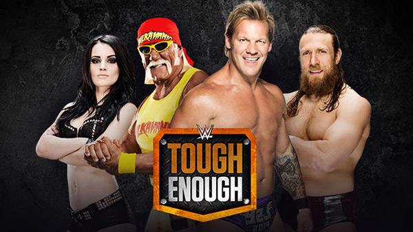 wwe tough enough new judge