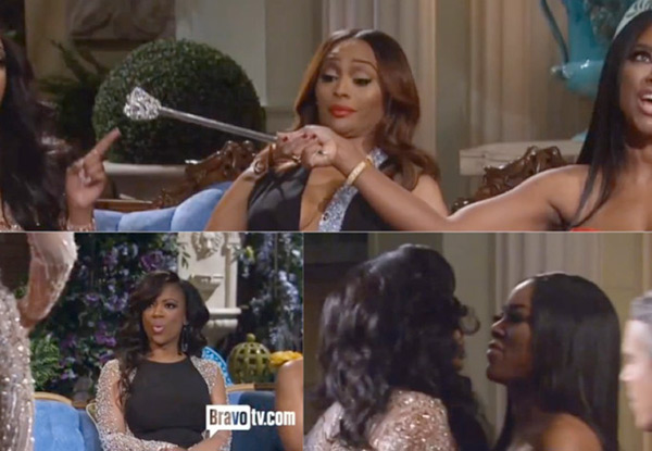 Real Housewives Of Atlanta Fights