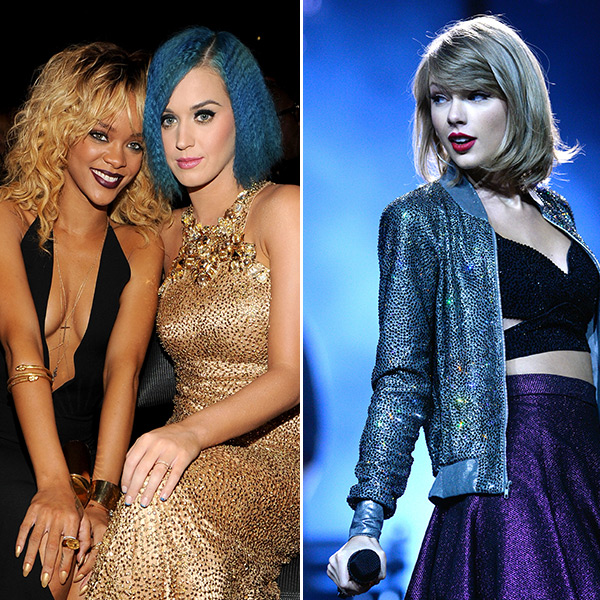Katy Perry puts an end to Swift bad blood | PerthNow