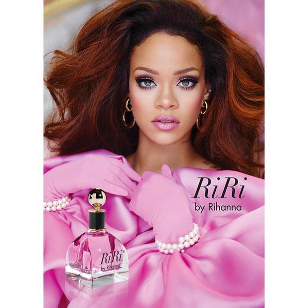 rihanna new Perfume RiRi