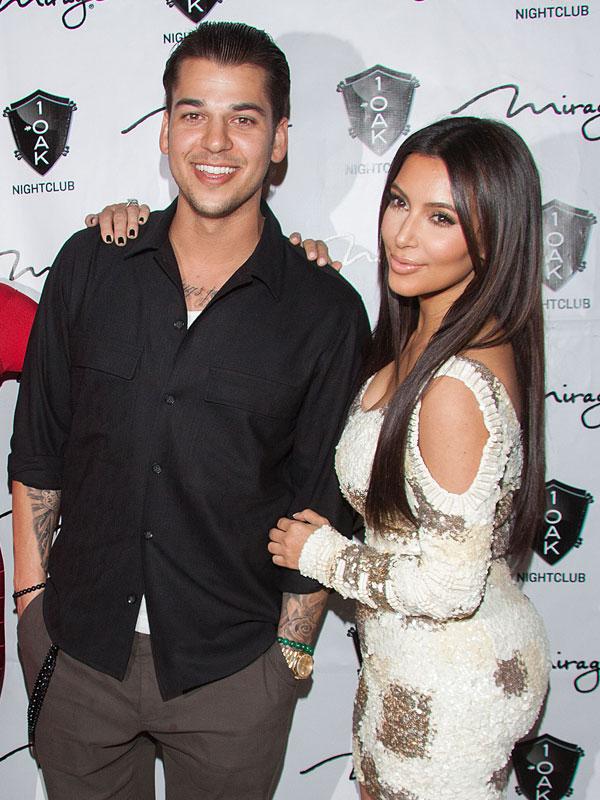 Rob Kardashian On Kim Rolling Stone Interview