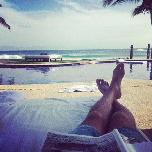 Scott Disick Vacation