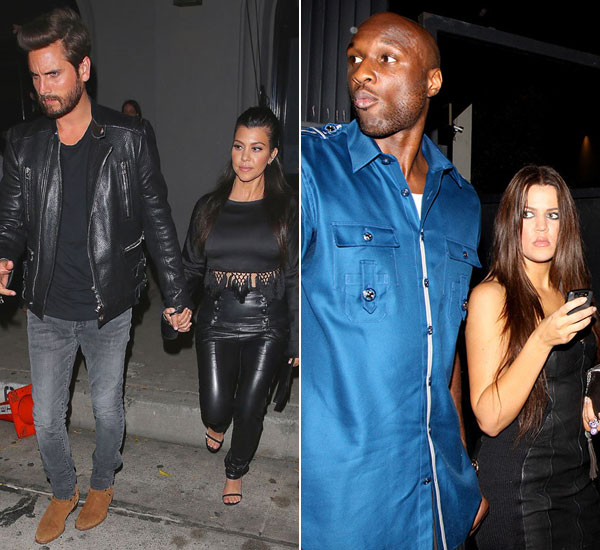 Kourtney Kardashian Breakup Scott Disick