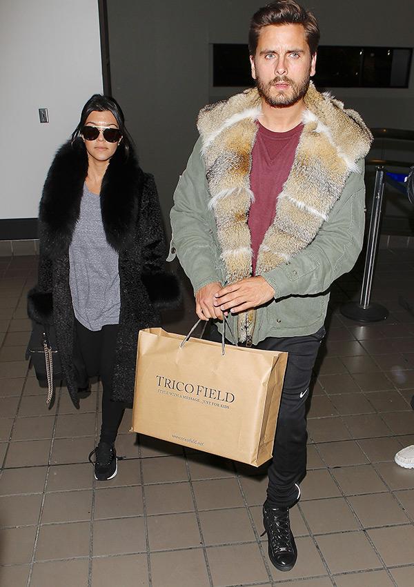 Scott Disick Marrying Kourtney Kardashian
