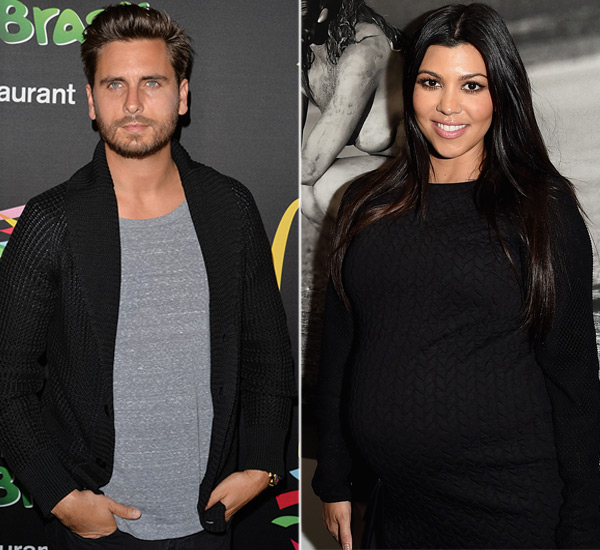 Kourtney Kardashian Taking Scott Disick Back