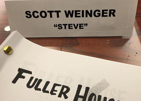 Scott Weinger Joins Fuller House