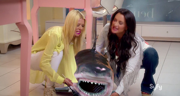 Benefit Cosmetics Sharknado