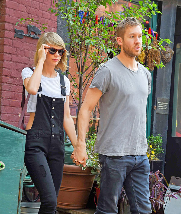 taylor swift calvin harris marriage