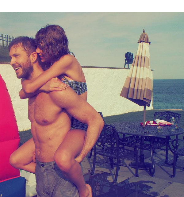 Calvin Harris Taylor Swift Moving In Together