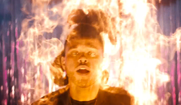 The Weeknd Can't Feel My Face Video