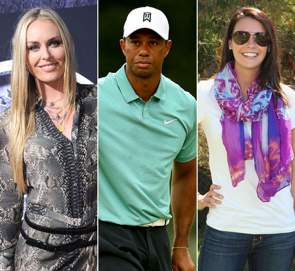 tiger woods denies cheating