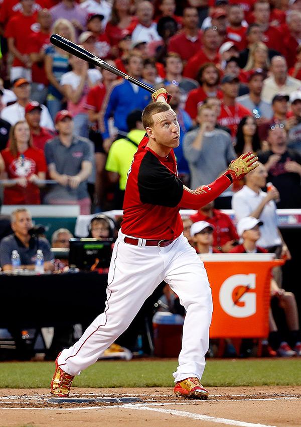 Todd Frazier Wins Home Run Derby