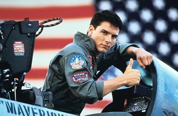 Top Gun 2 Tom Cruise Interview