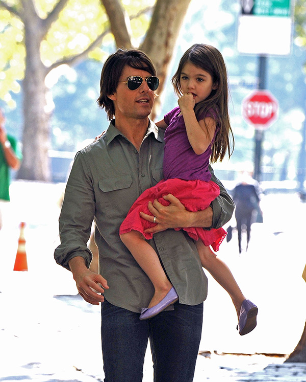Tom Cruise Leaving Scientology