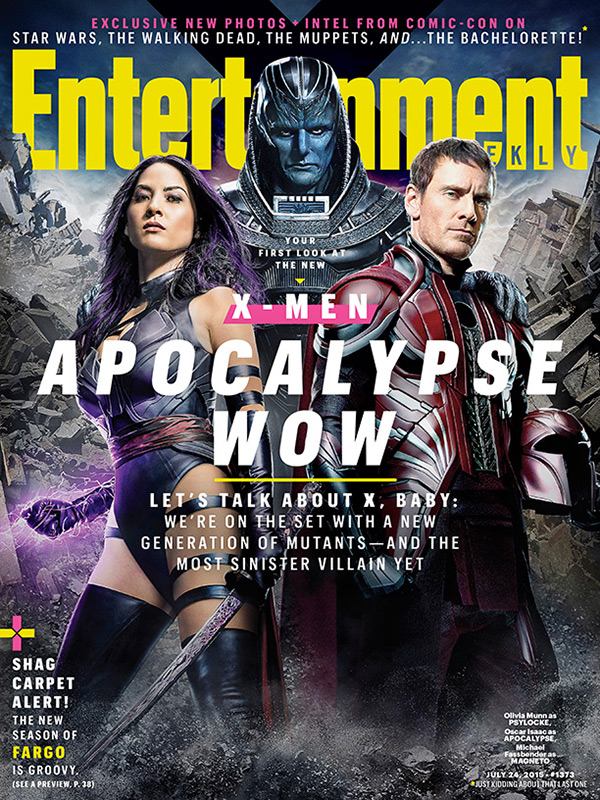X-Men: Apocalypse Pics