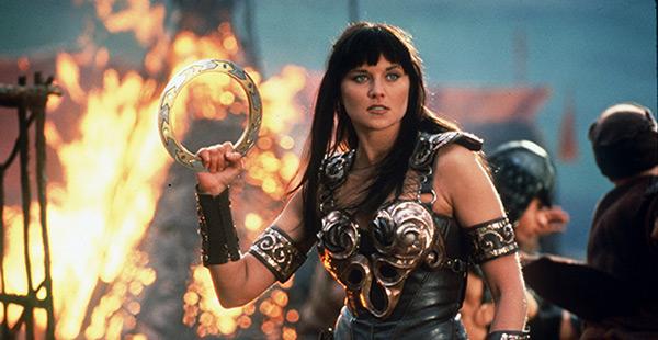 Xena Warrior Princess Reboot