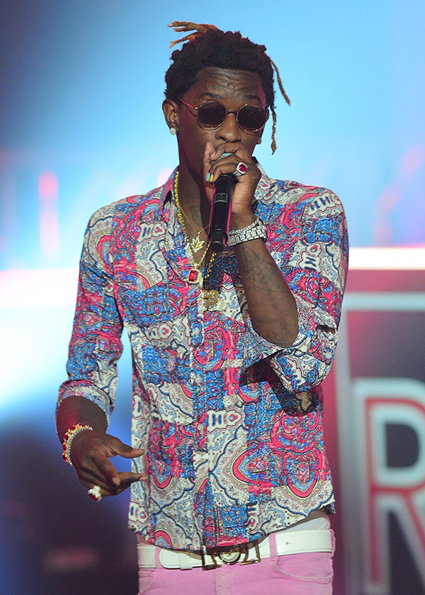 Young Thug Arrested