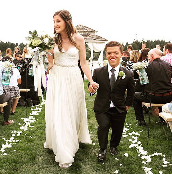 zach roloff married
