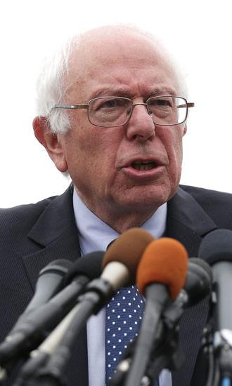 Bernie Sanders Celebrity Profile
