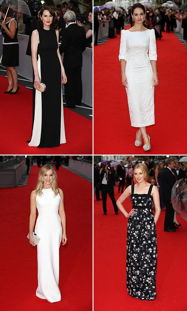 Downton Abbey Best Dressed