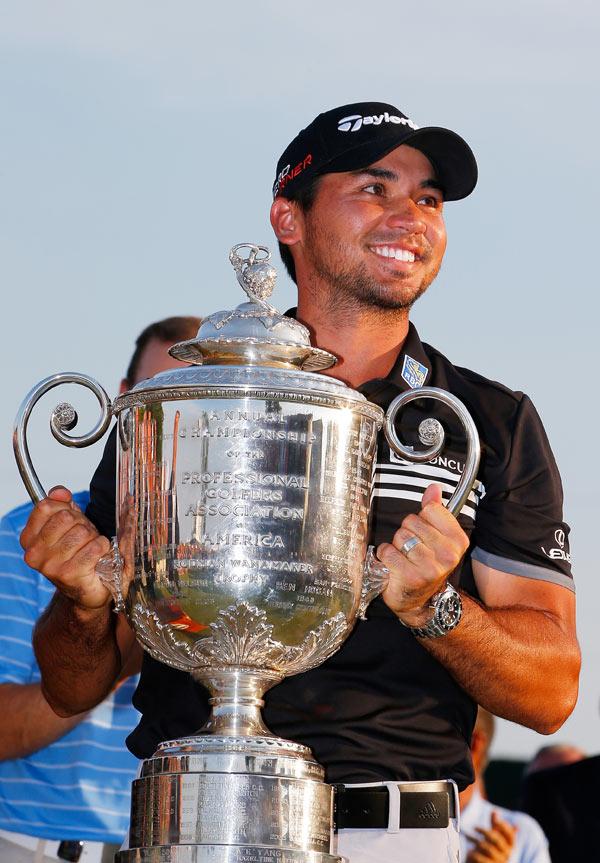 jason day Wins PGA Championship