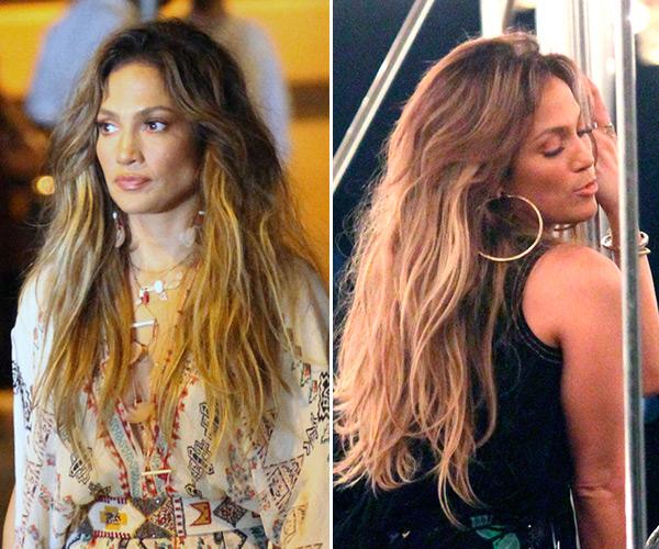 Jennifer Lopez Makeup