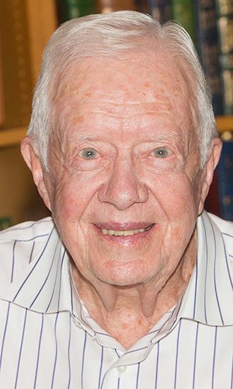 Jimmy Carter Celebrity Profile