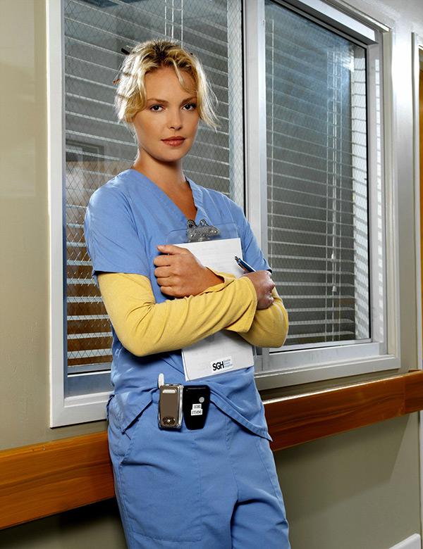 Grey's Anatomy Katherine Heigl Returning