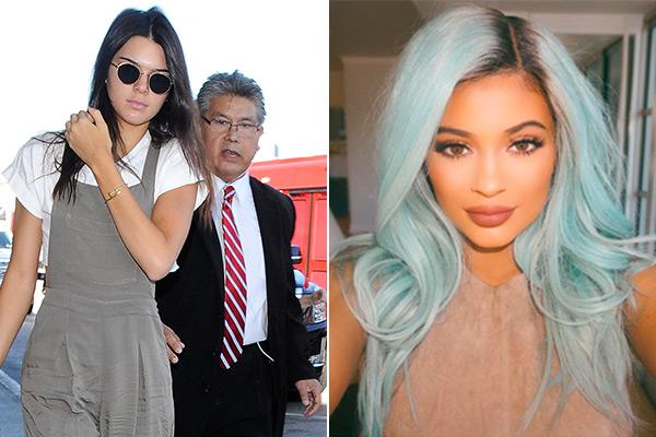 Kylie Jenner Hair Kendall Jenner Jealous
