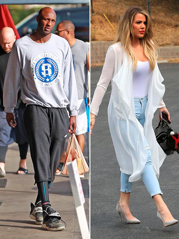 Khloe Kardashian Lamar Odom Still Married