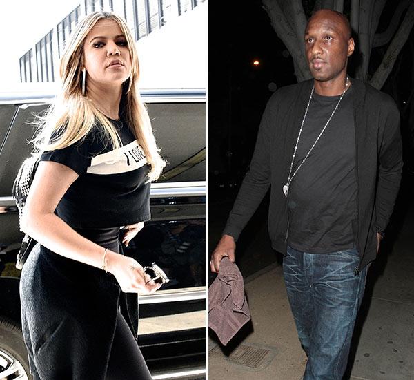 Khloe Kardashian & Lamar Odom Dismiss Divorce Case, Are