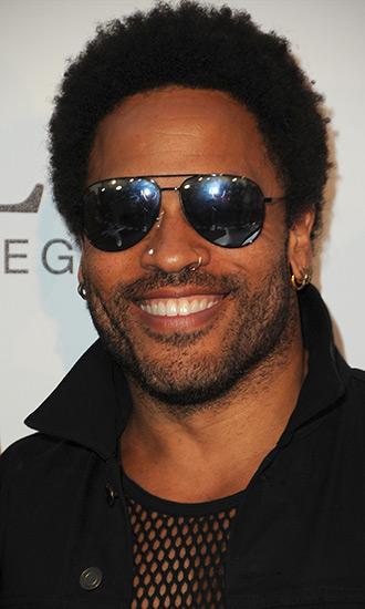 Lenny Kravitz Celebrity Profile