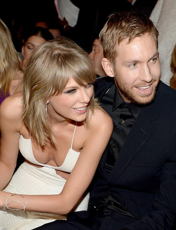 Taylor Swift Sad Calvin Harris Missing VMAs