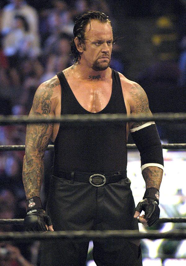 The Undertaker Last Match