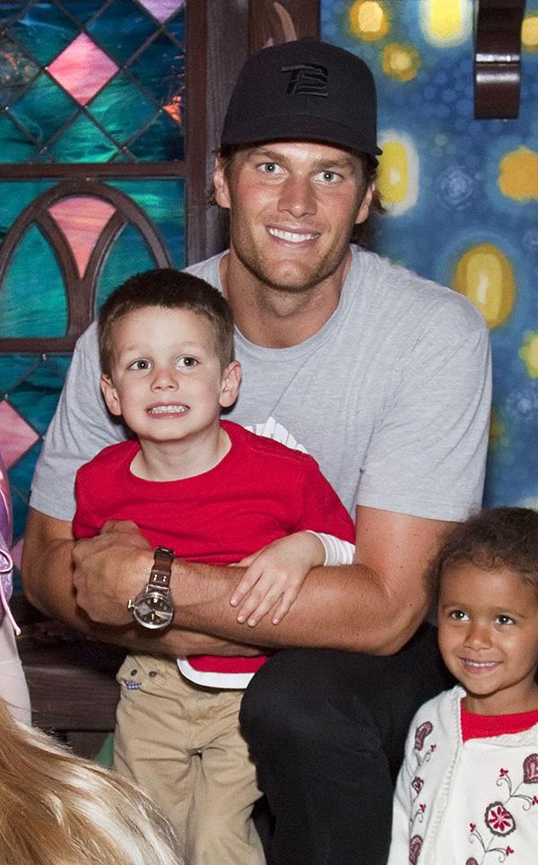 Bridget Moynahan Tom Brady Son