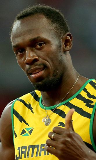 Usain Bolt Celebrity Profile