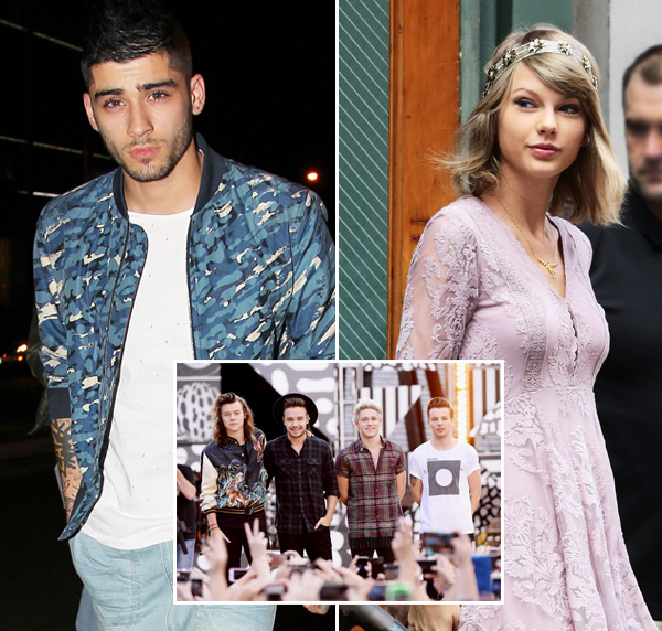 Zayn Malik Ruined One Direction Reunion Chances After Taylor Swift Twitter Feud Hollywood Life