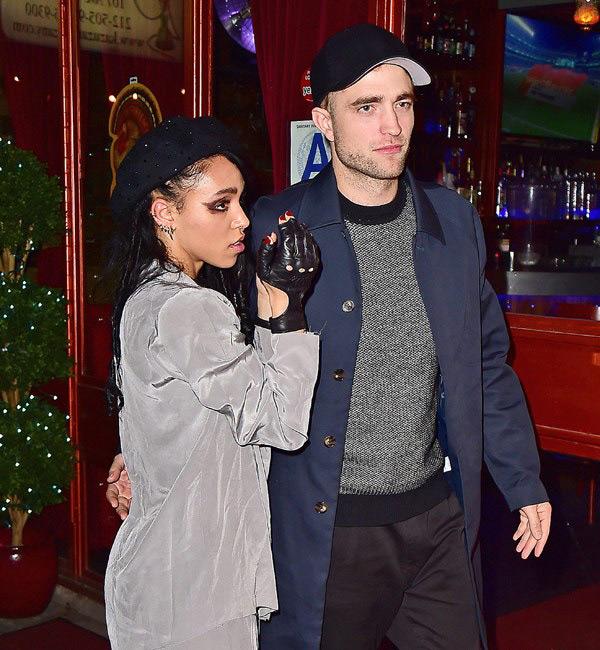 Robert Pattinson FKA Twigs Racist
