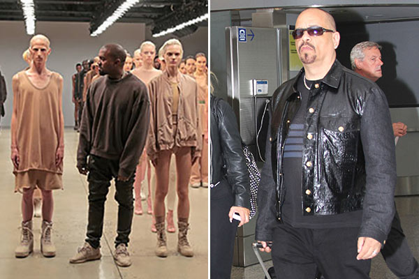 Ice-T Disses Kanye West