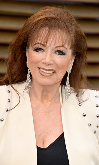 Jackie Collins Celebrity Profile