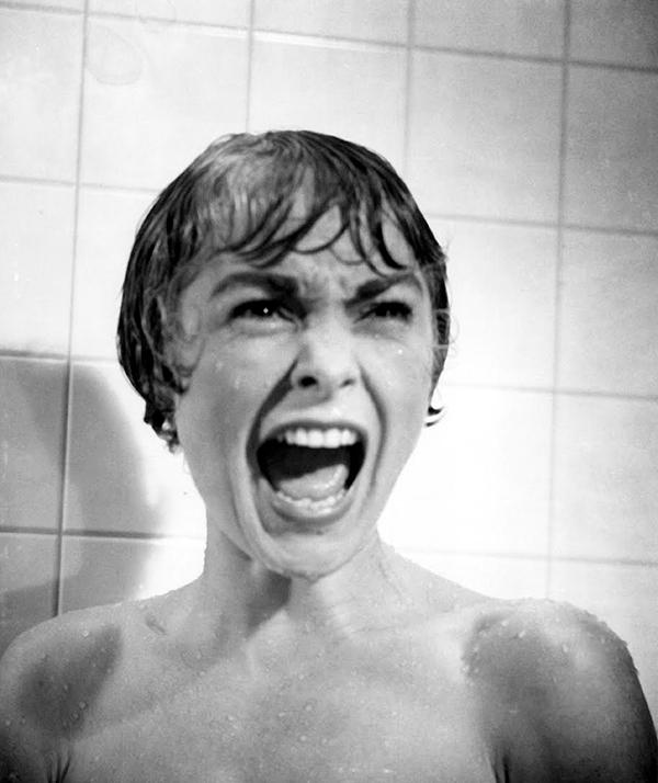 Jamie Lee Curtis Reenacts Psycho