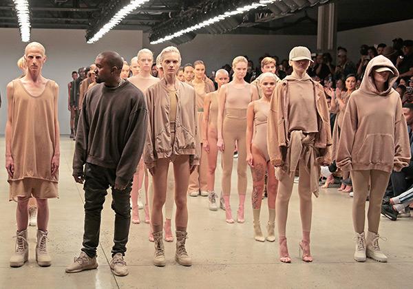 Kanye West Defends Clothing Line
