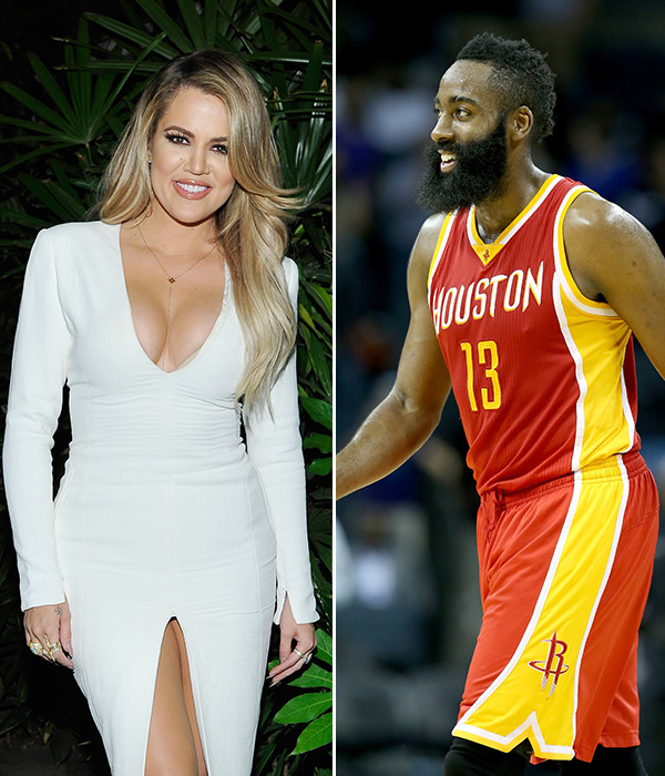 James Harden Khloe Kardashian Relationship