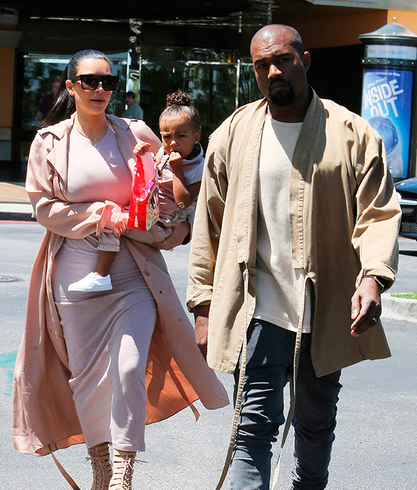 Kim Kardashian Delivery Room