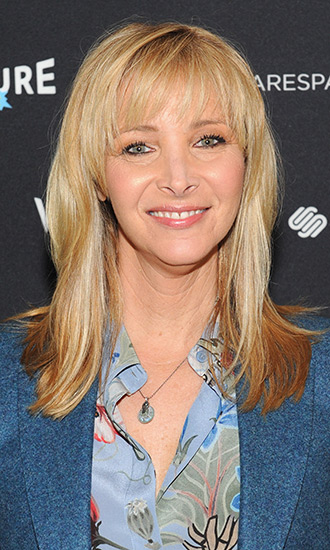 Lisa Kudrow Celebrity Profile