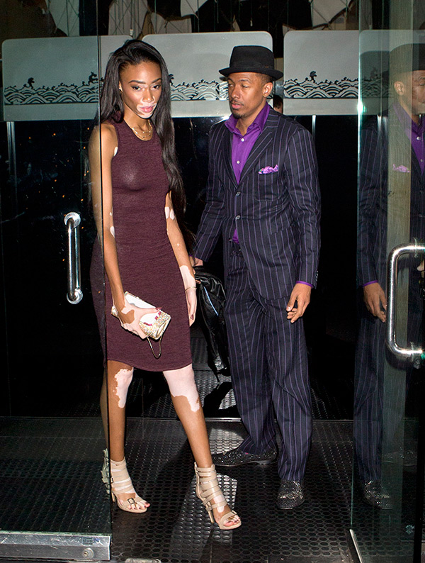 Nick Cannon & Winnie Harlow Dating? Rumored New Couple