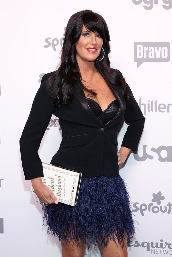 Patti Stanger Leaves Bravo WeTV