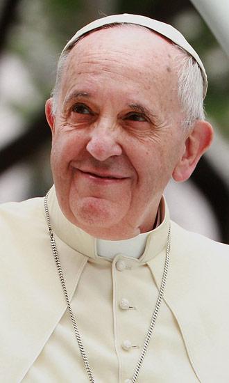Pope Francis Celebrity Profile