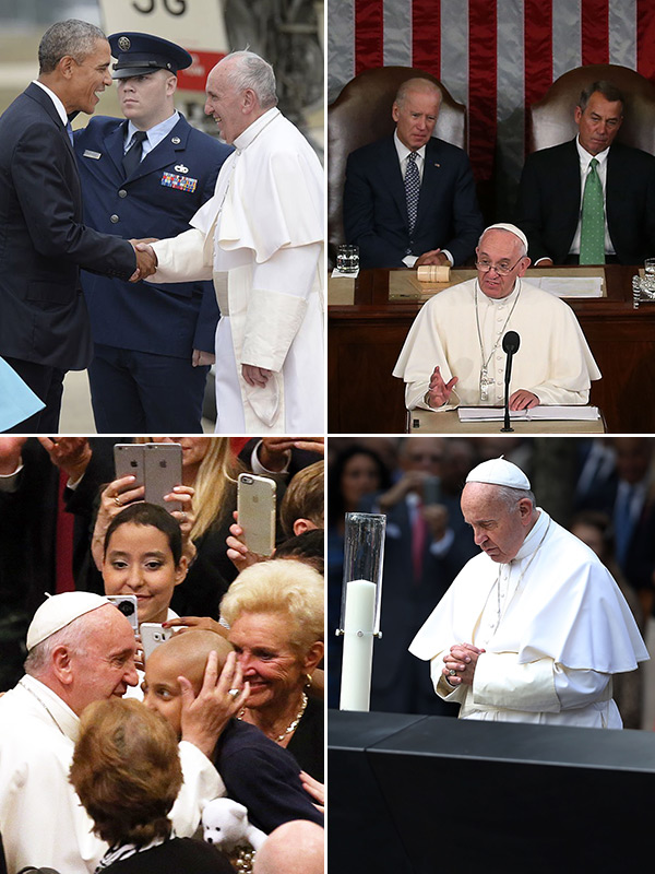 Pope Francis Visit To US
