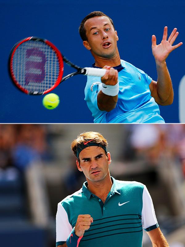 Kohlschreiber Federer